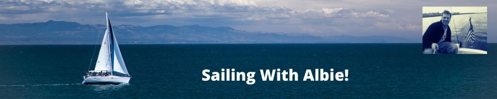 New Sailing With Albie Banner 2